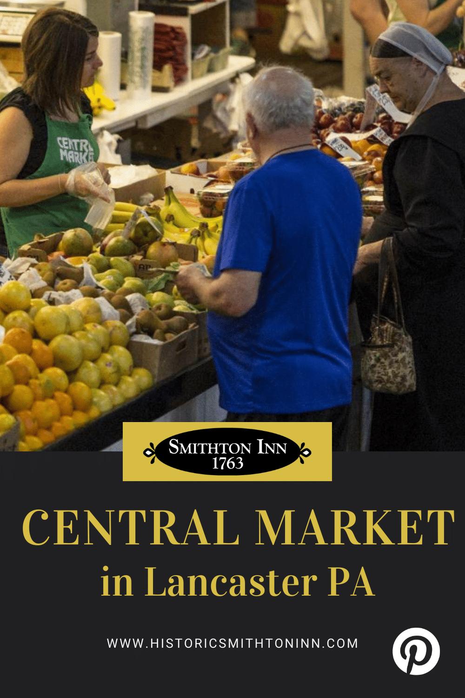 Lancaster Central Market, Historic Smithton Inn