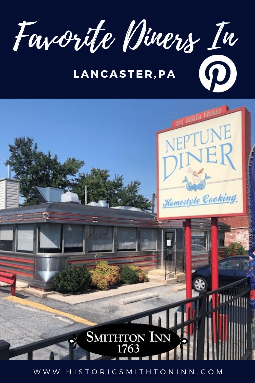Neptune Diner Ourside