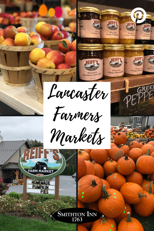 Lancaster PA Farmers Markets, Historic Smithton Inn