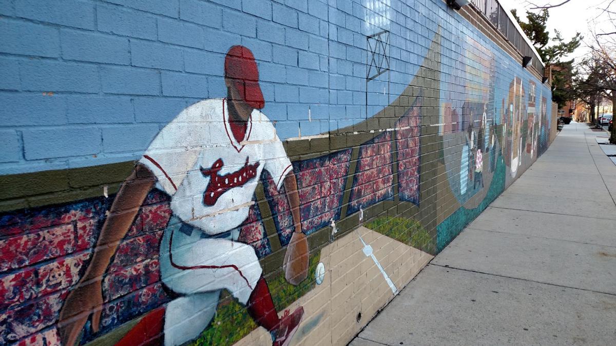 Barnstormers mural