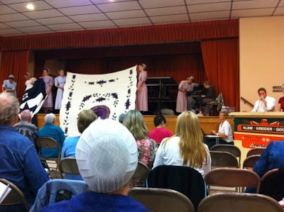 Amish Quilt Auctions, Historic Smithton Inn