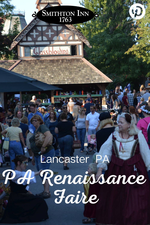 Pennsylvania Renaissance Faire!, Historic Smithton Inn