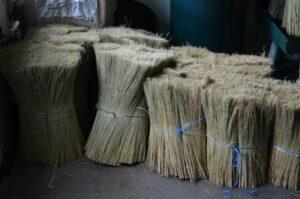 Amish Broom Maker