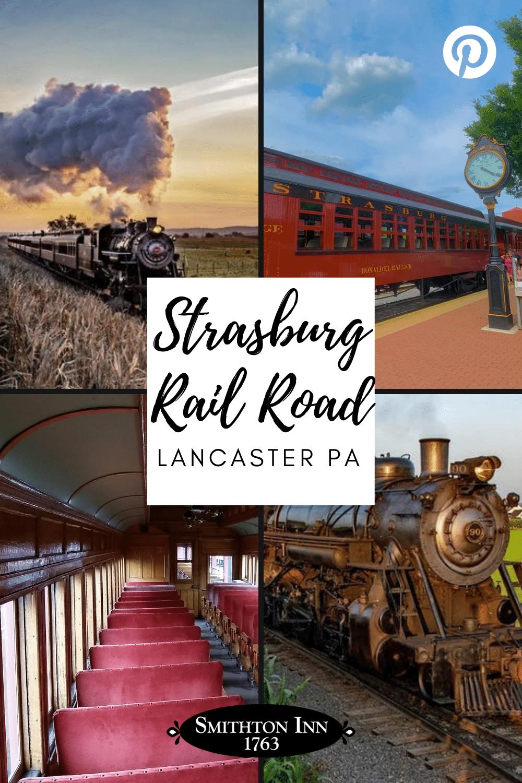 Strasburg Railroad, Historic Smithton Inn