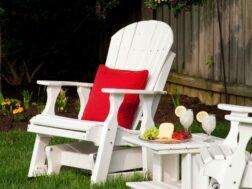 Glider Chairs & Lemonade