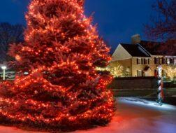 Historic Smithton Inn - winter
