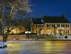 Smithton Inn - winter