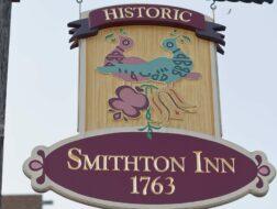 Historic Smithton Inn Sign