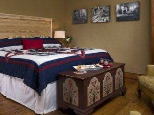 tailor's cottage bed