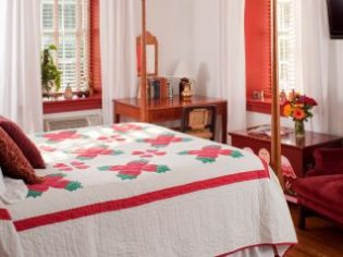 red room bed