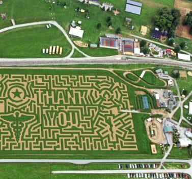 Corn Maze Lancaster PA